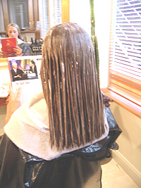 Thermal Reconditioning - Japanese Straightening - TR - Seattle